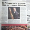 sudouest - 2013 08 03 tri-nguyen-et-le-quatuor-ilios-en-concert