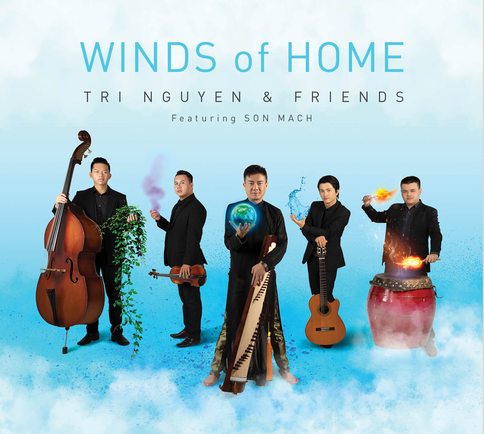 Booklet Winds of Home